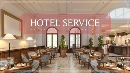 Hotel Service PowerPoint Presentation Slides