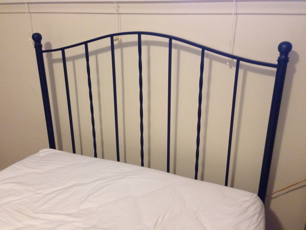 Wrought Iron Pottery Barn Bed In East Lansing, MI