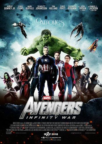 Avengers Infinity War 2018 Dual Audio Hindi Movie Download