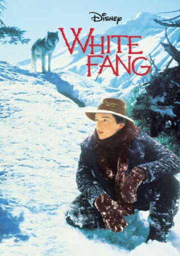 Poster Of White Fang 1991 In Hindi Bluray 720P Free Download