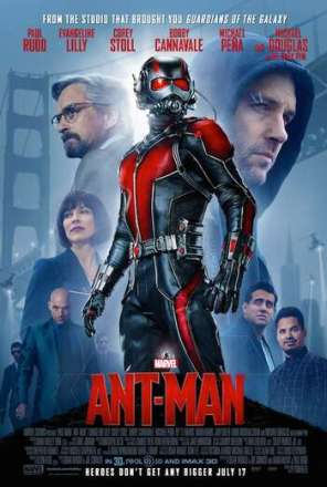Ant-Man 2015 Dual Audio Hindi Download 720p HDRip