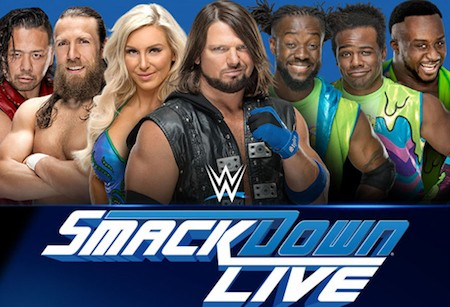 WWE Smackdown Live 27 August 2019 Download