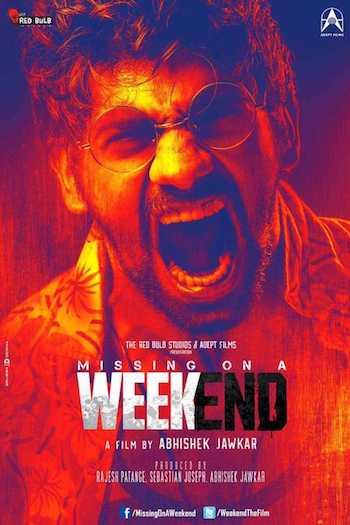 Missing on a Weekend 2016 Hindi 720p WEBRip 900mb