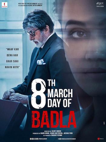 Badla 2019 Hindi Movie Download