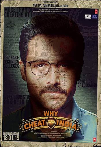 Why Cheat India 2019 Hindi HD Movie Download
