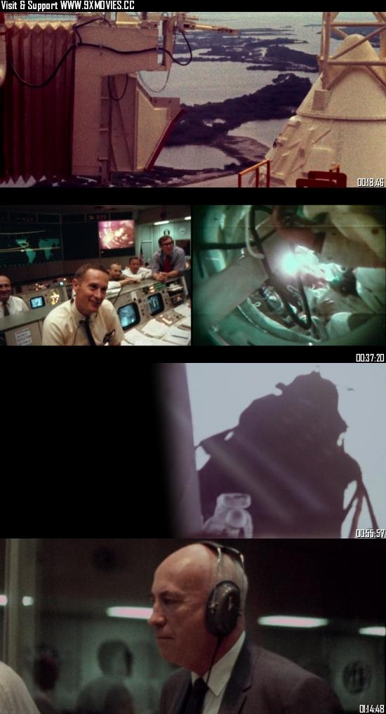 Apollo 11 2019 English 720p BRRip 900MB ESubs