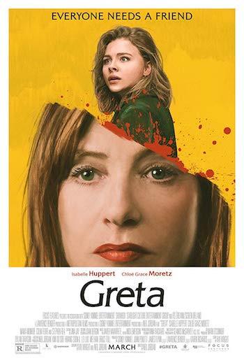Greta 2018 English Movie Download