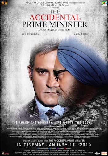 The Accidental Prime Minister 2019 Hindi Movie Download