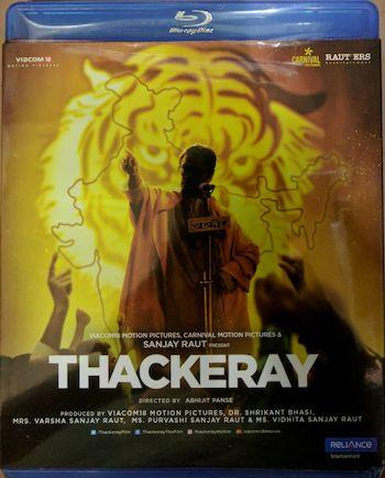 Thackeray 2019 Hindi BluRay Movie Download