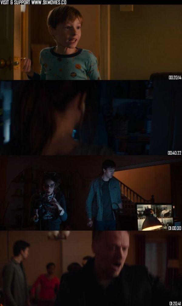 Poltergeist 2015 Extended Cut Dual Audio Hindi 480p BluRay 300mb