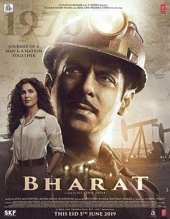 Bharat 2019 Full Hindi Movie 720p pDVDRip Free Download