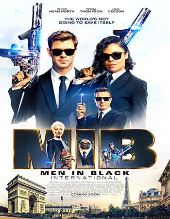 Men in Black International 2019 Hindi Dual Audio 720p HC HDRip