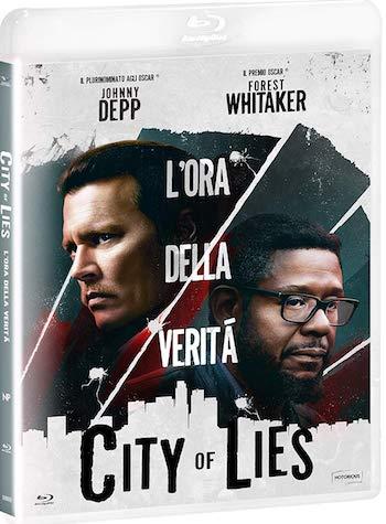 City of Lies 2018 English Bluray Movie Download