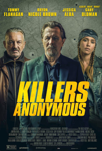 Killers Anonymous 2019 English Movie Download