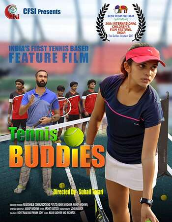Tennis Buddies 2019 Hindi Movie 720p HDRip ESubs Download