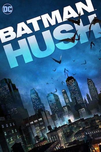 Batman Hush 2019 English Movie Download