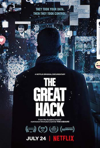 The Great Hack 2019 English Movie Download