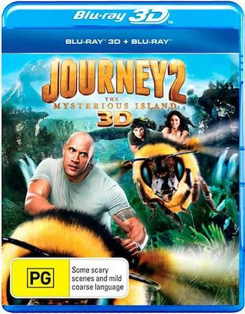 Journey 2 The Mysterious Island 2012 Dual Audio Hindi Bluray Movie Download