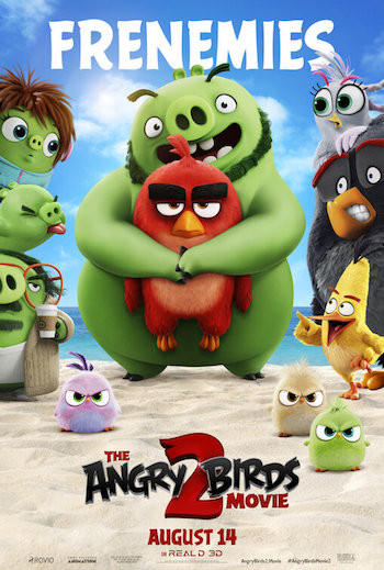 The Angry Birds 2 (2019) Dual Audio Hindi Full 300mb Download