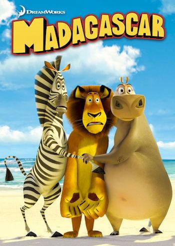 Madagascar 2005 Dual Audio Hindi Bluray Movie Download
