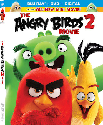 The Angry Birds 2 (2019) Dual Audio ORG Hindi Bluray Movie Download