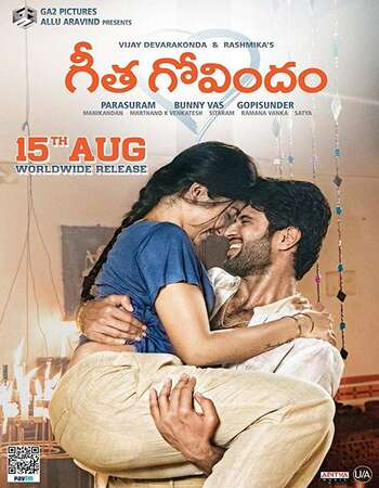 Geetha Govindam 2018 UNCUT Hindi Dual Audio HDRip Full Movie 720p Free Download
