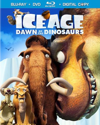 Ice Age - Dawn Of The Dinosaurs 2009 Dual Audio Hindi Bluray Movie Download
