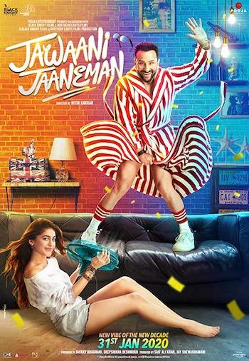 Jawaani Jaaneman 2020 Hindi Movie Download