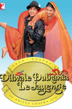 Dilwale Dulhania Le Jayenge 1995 Full Hindi Movie BRRip Free Download