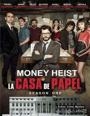 Download Money Heist Season 1 in Hindi HD 720p