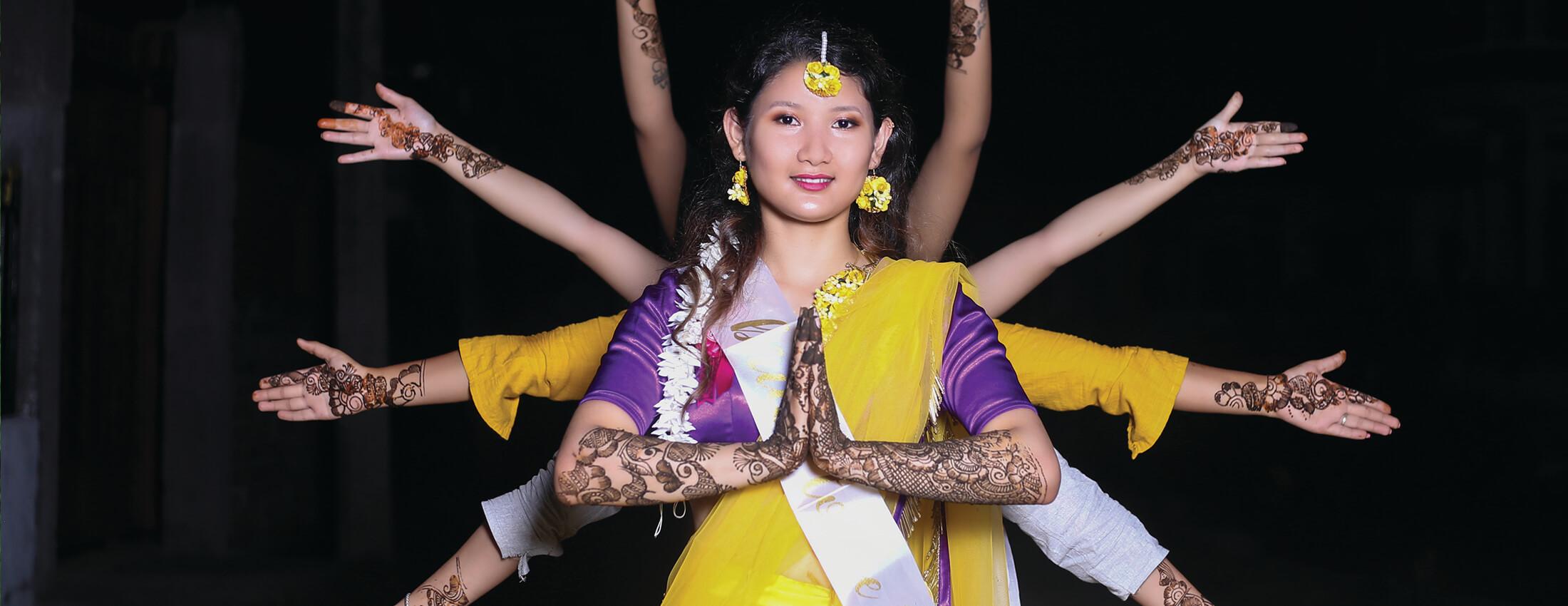 Mallika Engagement - Imgstock, Biratnagar
