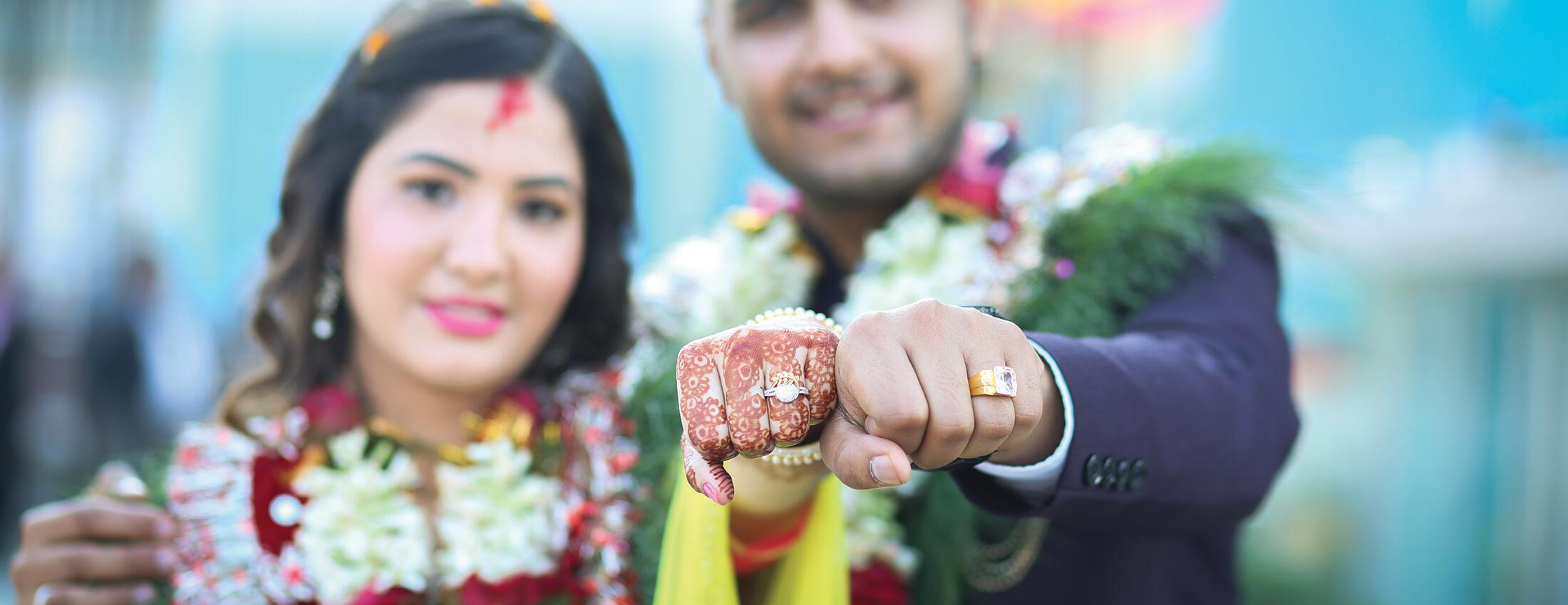 Ashmita weds Sanchet - Imgstock, Biratnagar