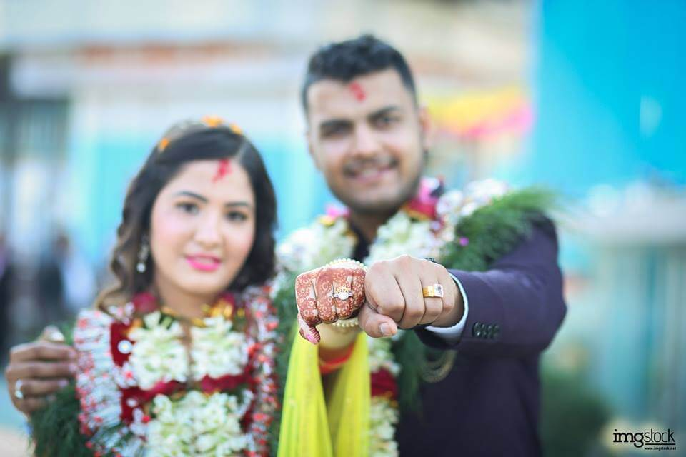 Ashmita Humagai weds Sanchet Pokhrel - Imgstock, Biratnagar