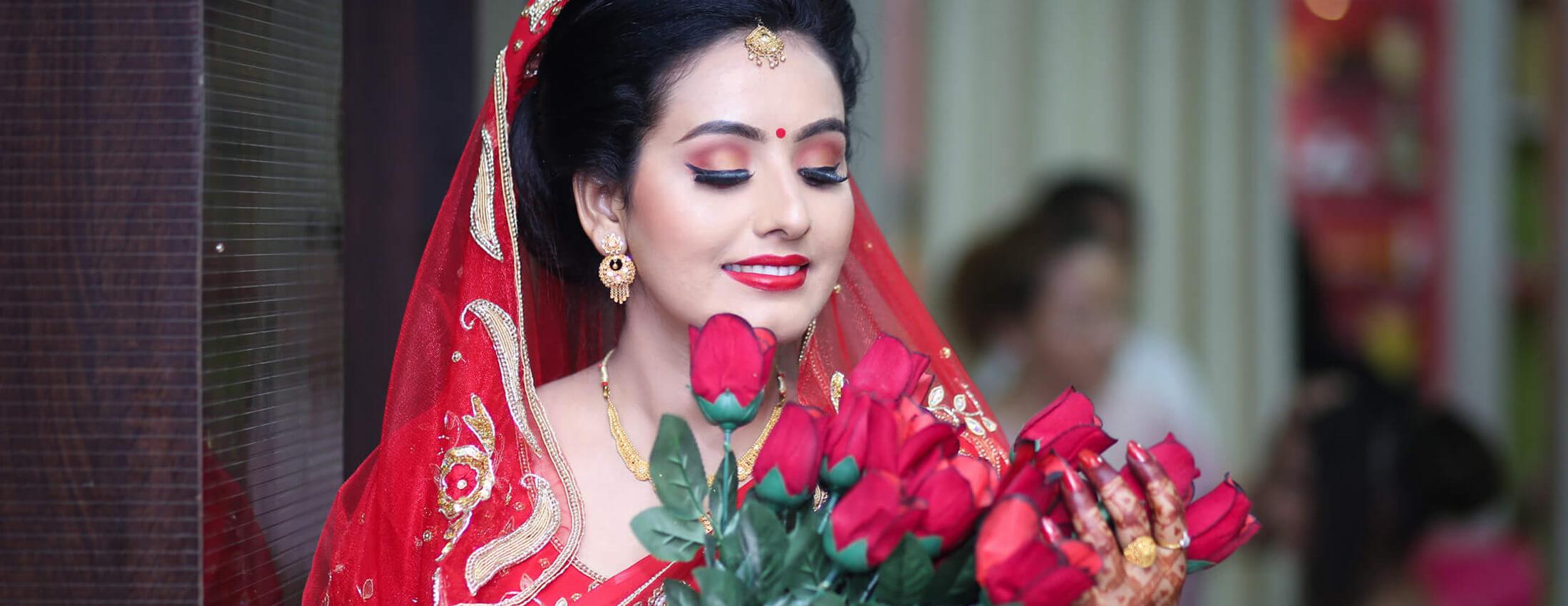 Pragya Bridal Photoshoot - Imgstock, Biratnagar