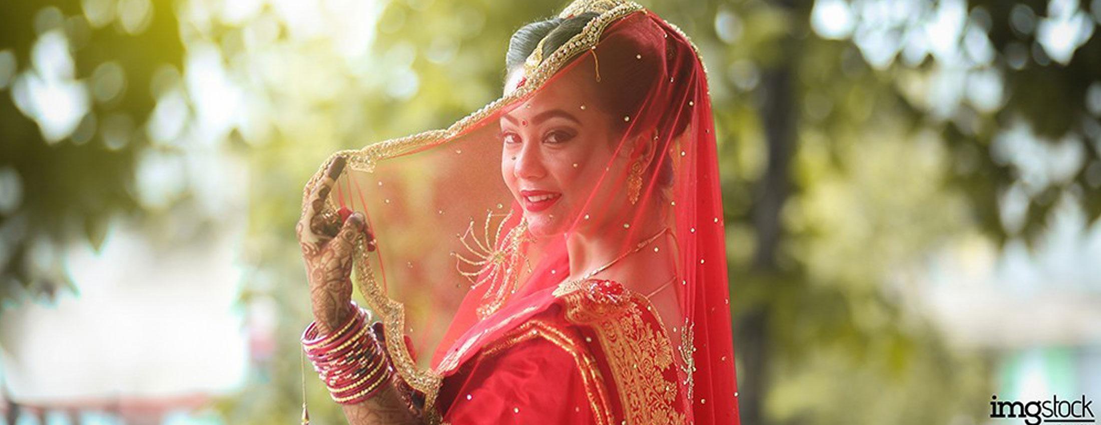 Ashma Thapa - Bridal Photography, ImgStock