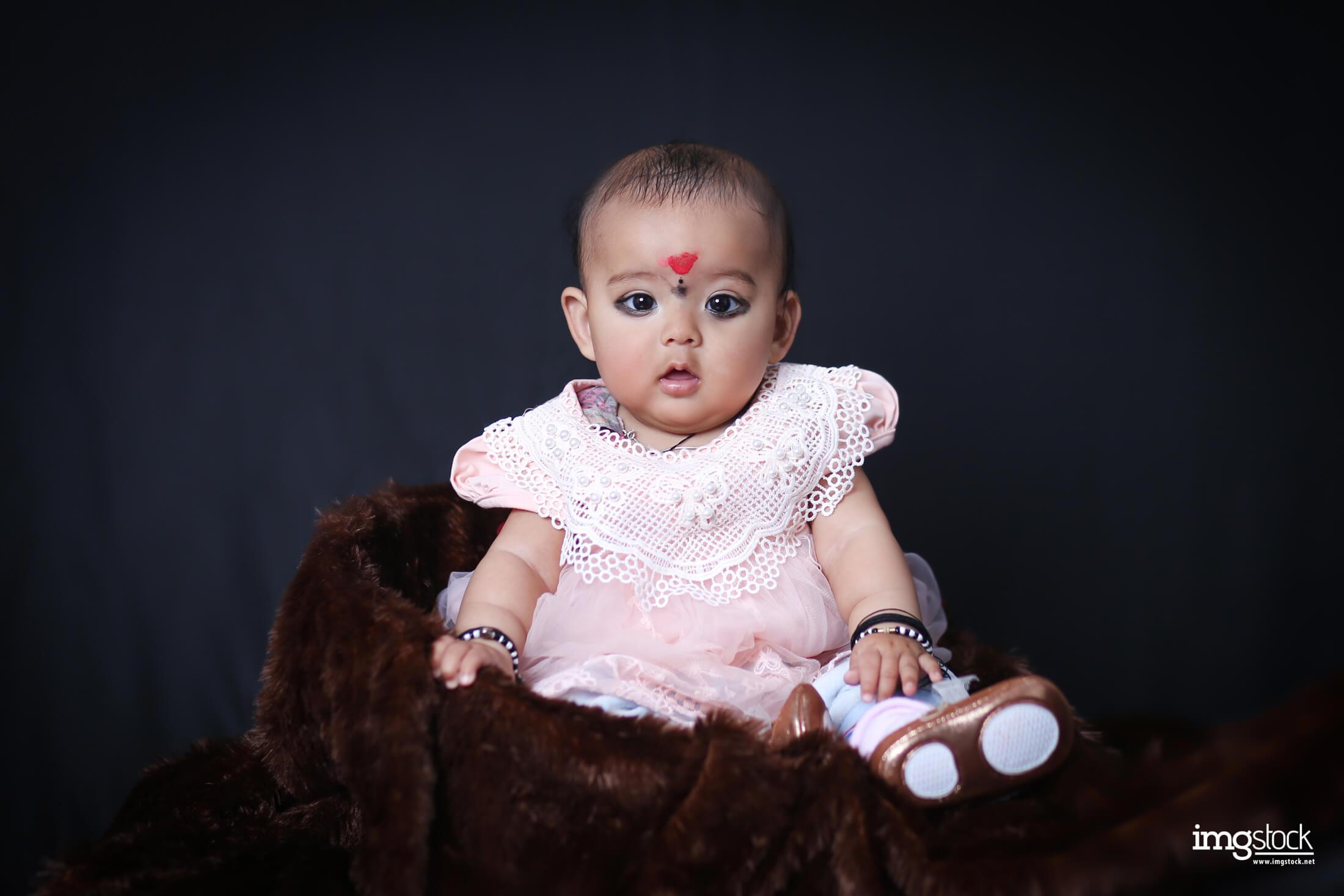 Saran Baby Photoshoot