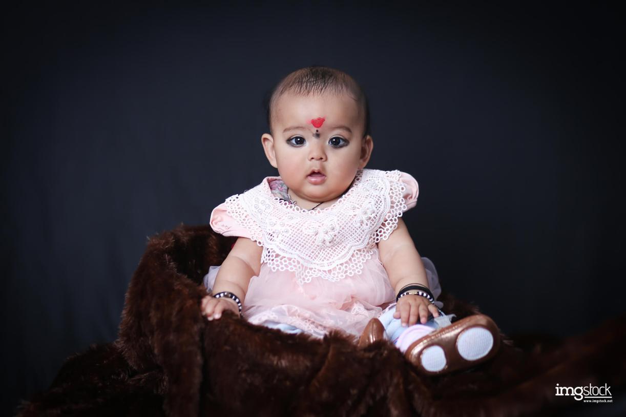 Saran Baby Photoshoot - Imgstock, Biratnagar