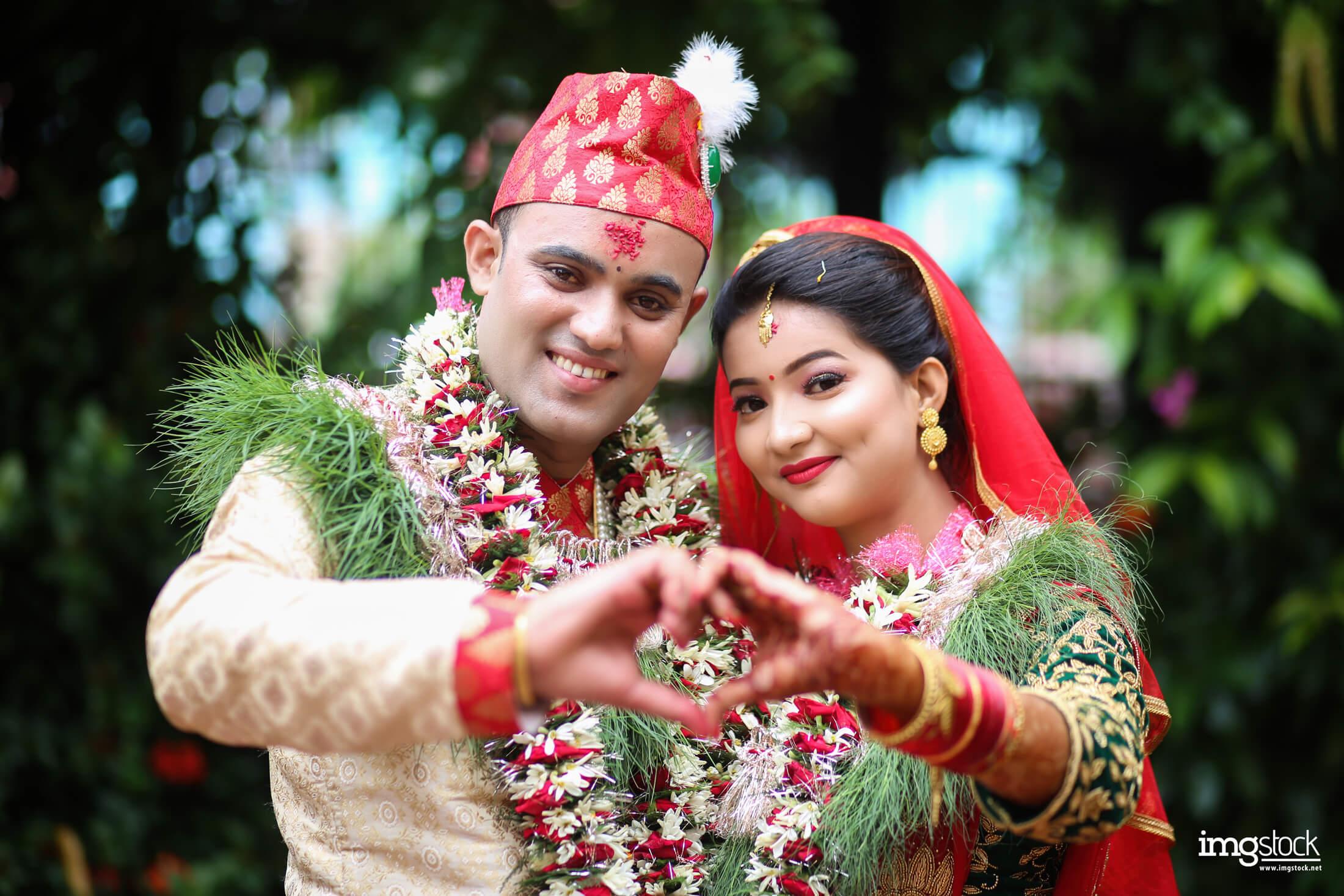 Sandhya Wedding