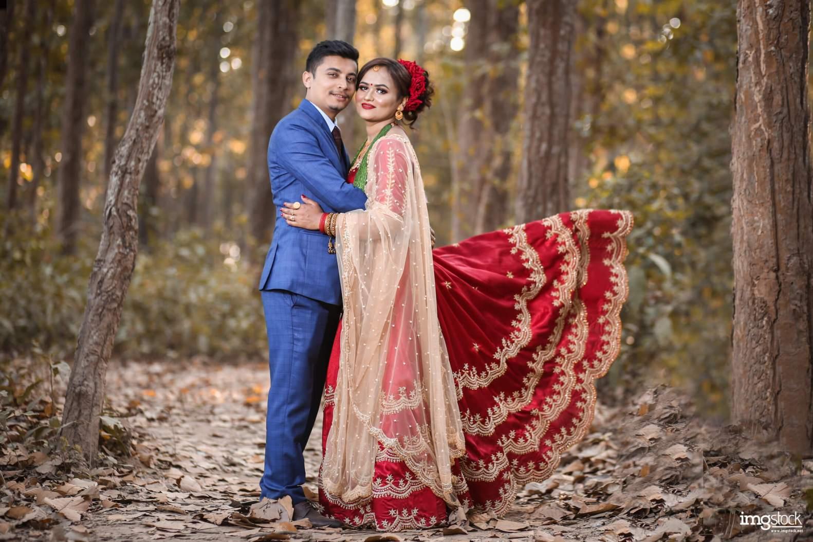 Tulasha Photoshoot - Wedding Photoshoot, Imgstock