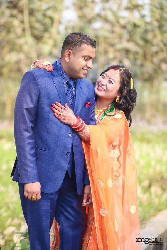 Bijay & Kalpana Post-Wedding Photoshoot