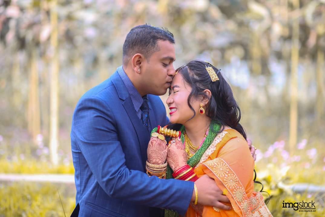 Bijay & Kalpana Post-Wedding - Imgstock