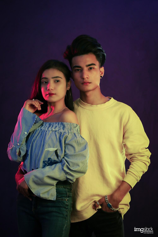 Suraj Shrestha - Modeling Photoshoot, Imgstock