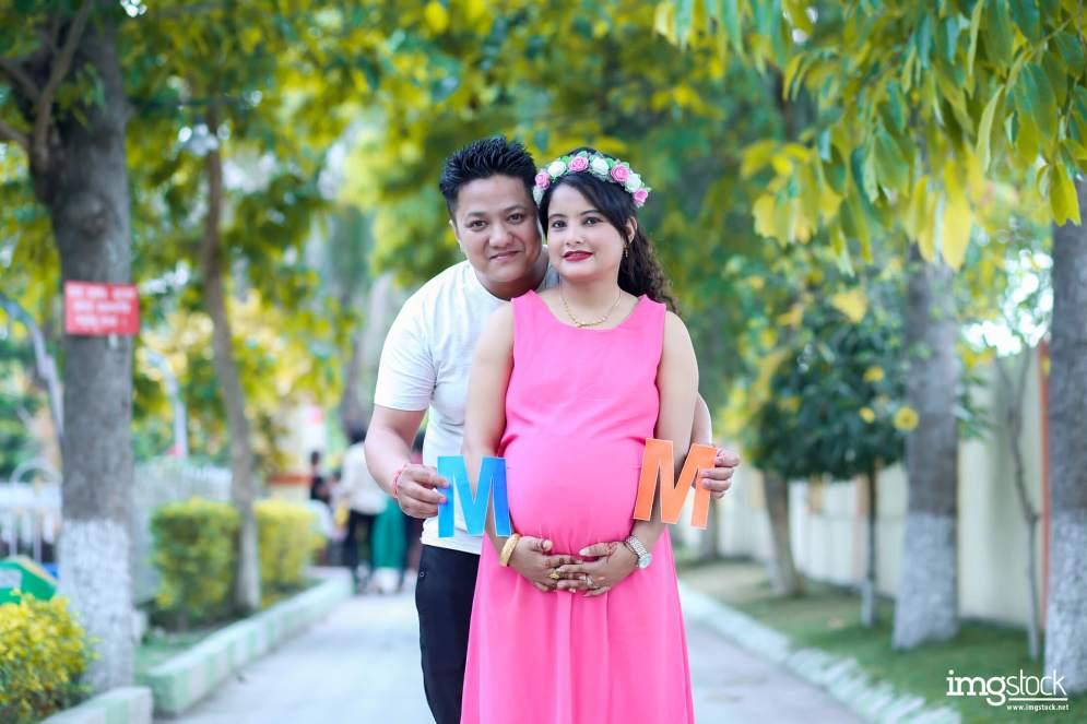 Baby Shower Photoshoot - Imgstock, Biratnagar