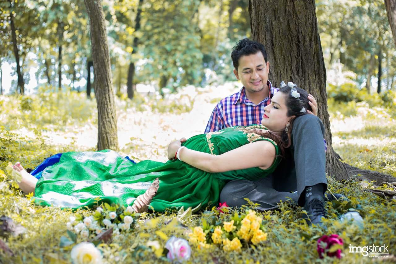 Maternity Photoshoot - Imgstock, Biratnagar