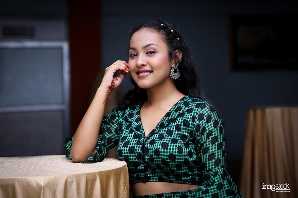 Sakshi Shakya - Modeling photoshoot, ImgStock