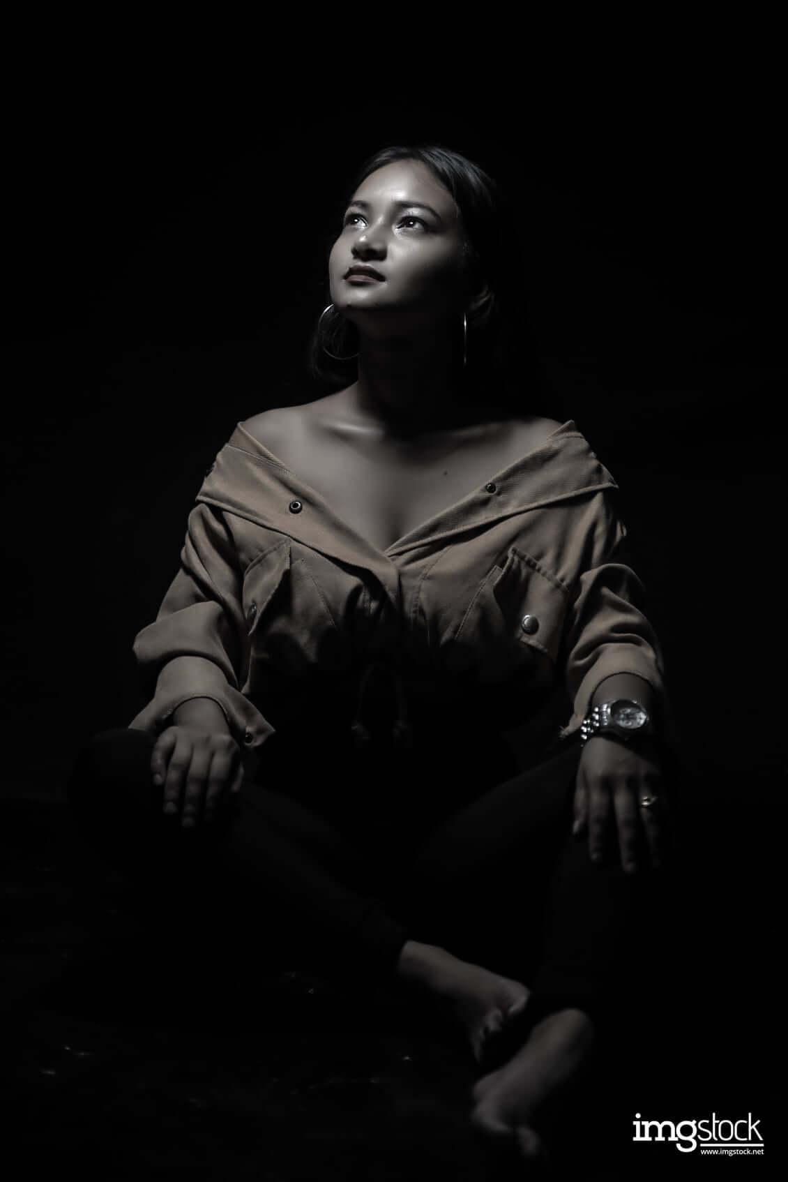 Supriya Thapa - Modeling Photography, ImgStock