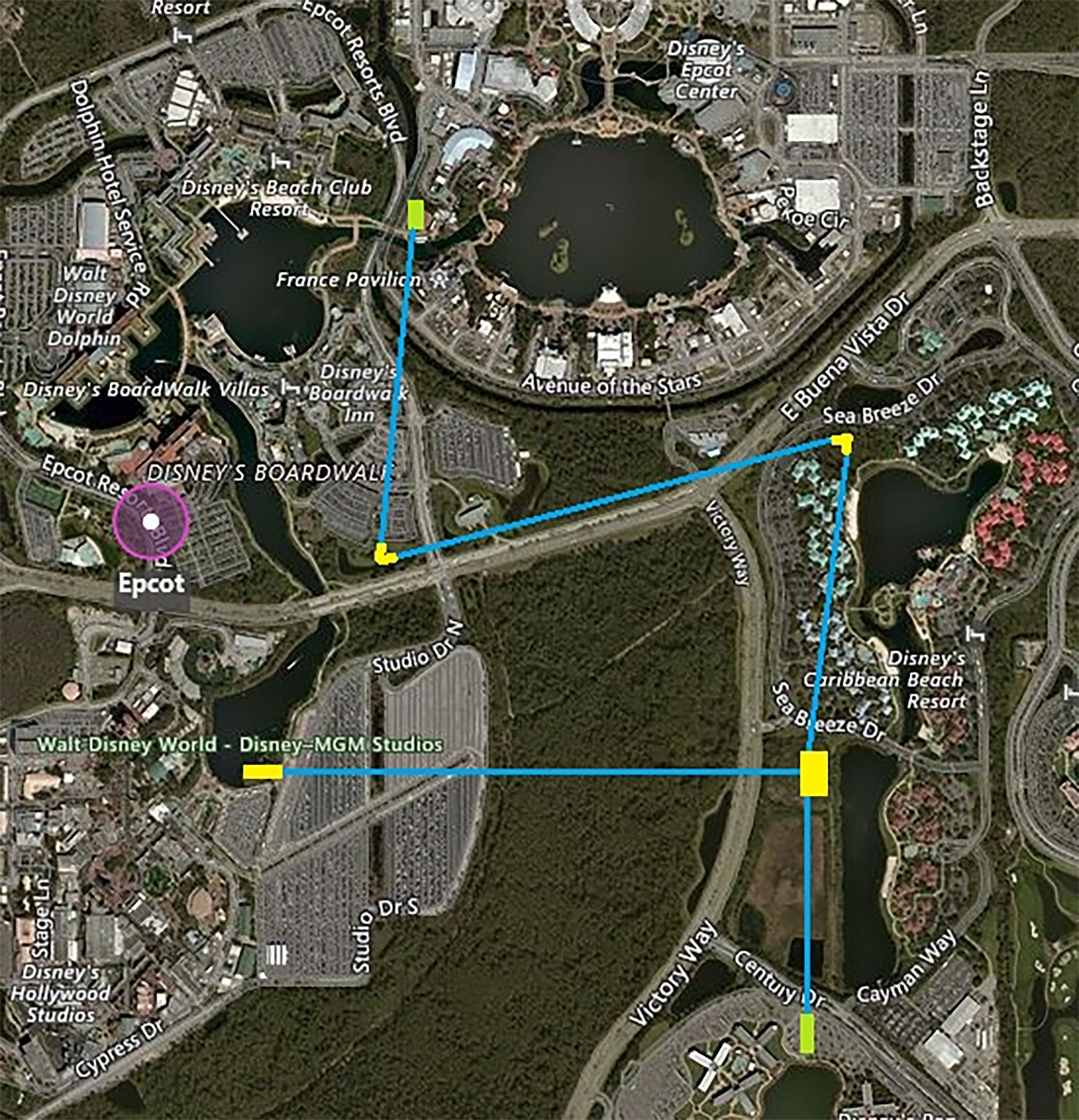 Image result for walt disney world gondola system
