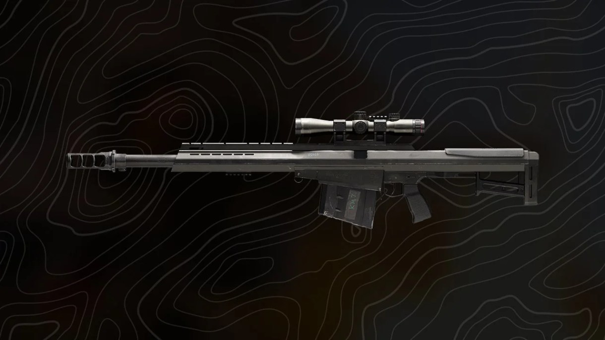 How to unlock the Rytec AMR Sniper Rifle in Call of Duty: Modern ...