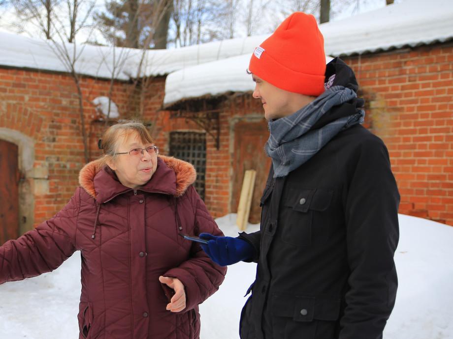 "Paano ""Marry Balzaminov"" sa Suzdal"