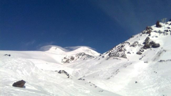 На Эльбрусе спасли альпиниста